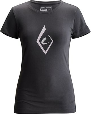 Black Diamond Women's Brushstroke SS Tee