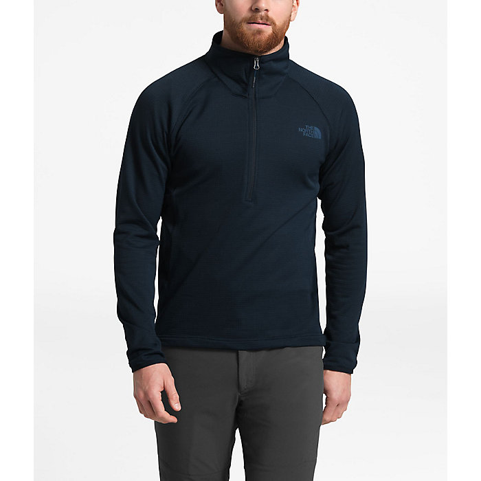 327f9beae The North Face Men's Borod 1/4 Zip Top - Mountain Steals