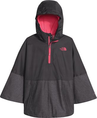 The North Face Girls' Camille Rain Poncho