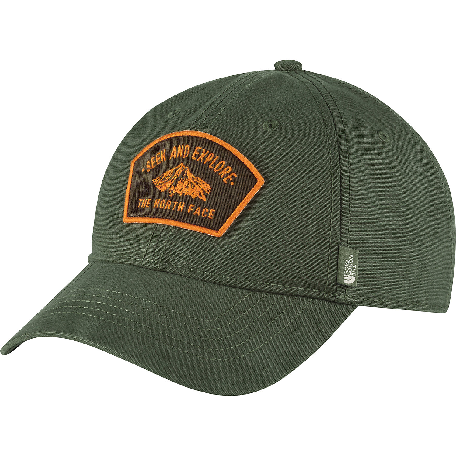 769549525 The North Face Canvas Work Ball Cap