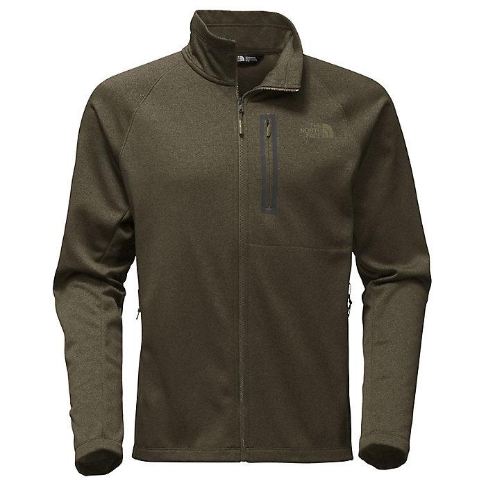 1856a0b33 The North Face Men's Canyonlands Full Zip Jacket - Moosejaw
