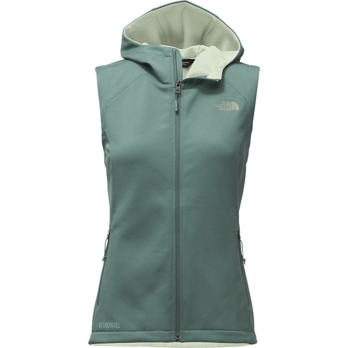 0d58f645ccb1 The North Face Women s Canyonwall Hoodie Vest - Moosejaw
