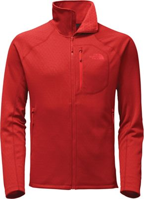 The North Face Men's FuseForm Progressor Fleece Full Zip Jacket