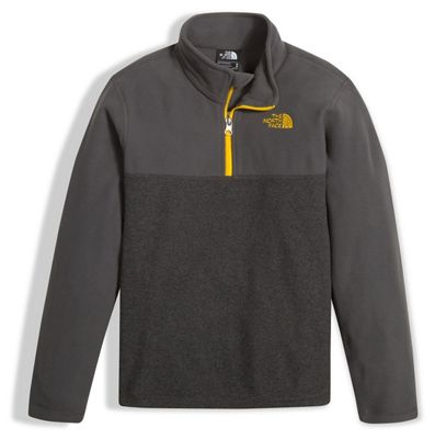 The North Face Boys' Glacier 1/4 Zip Top