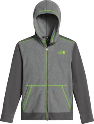 The North Face Boys' Glacier Full Zip Hoodie