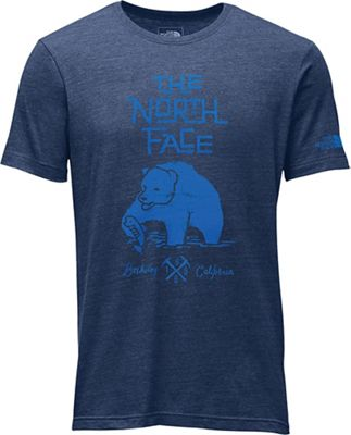 The North Face Men's Grizzly Tri-Blend SS Tee