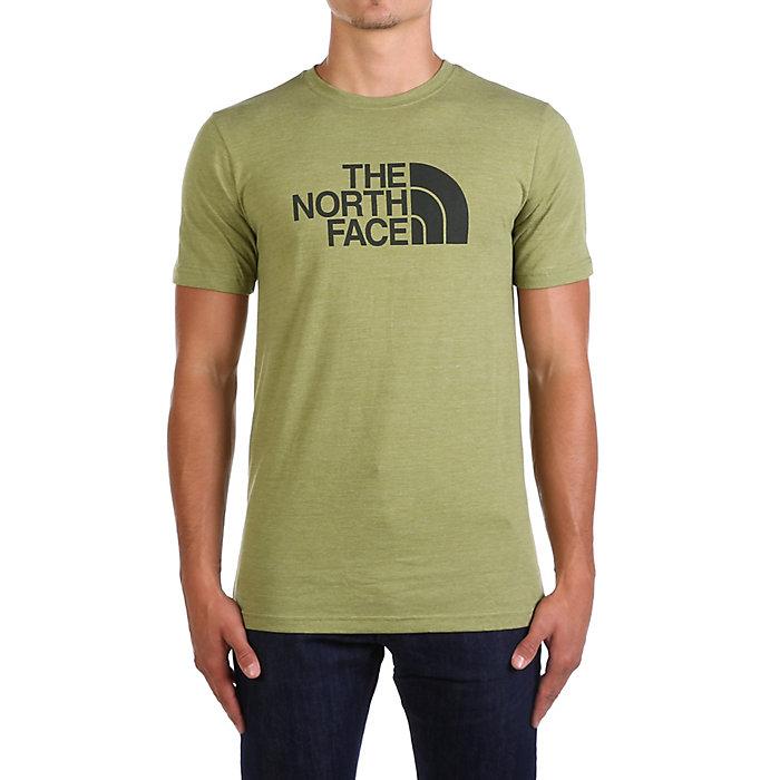 c840def40 The North Face Men's Half Dome Tri-Blend SS Tee - Moosejaw