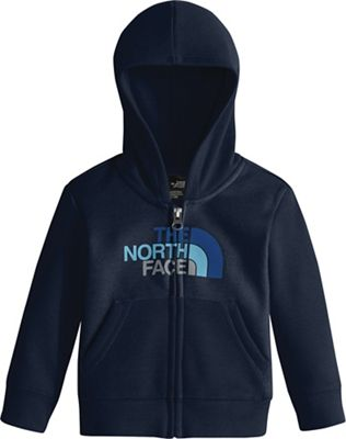 The North Face Infants' Logowear Full Zip Hoodie