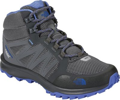 The North Face Women's Litewave Fastpack Mid Waterproof Shoe