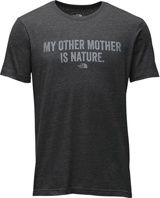 The North Face Men's Mother Nature Tri-Blend SS Tee