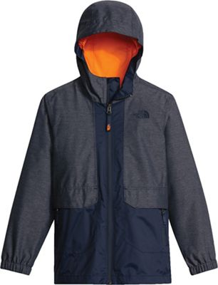 The North Face Boys' Quinn Rain Jacket