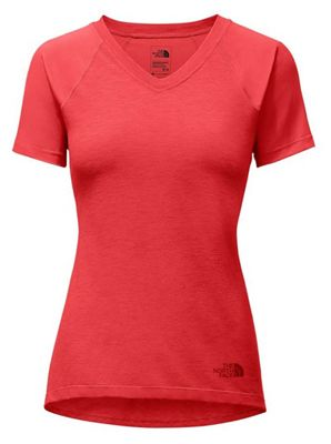 The North Face Women's Reactor SS V-Neck Top