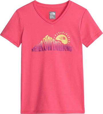 The North Face Girls' Reaxion SS Tee