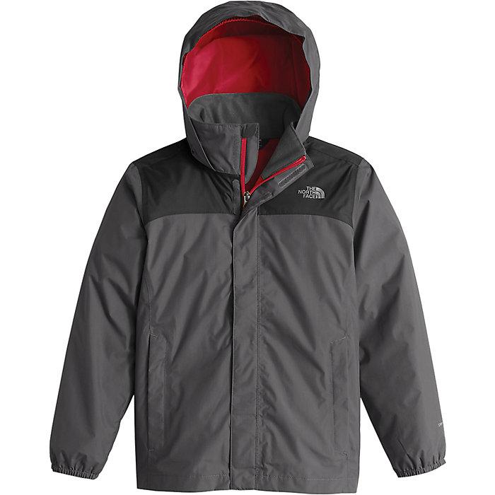 The North Face Boys  Resolve Reflective Jacket - Moosejaw 6ad84ca91