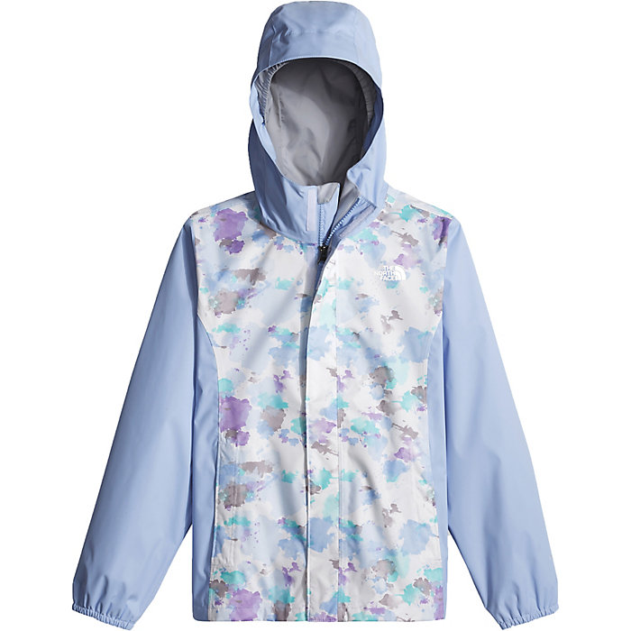 25159352f The North Face Girls' Resolve Reflective Jacket - Mountain Steals