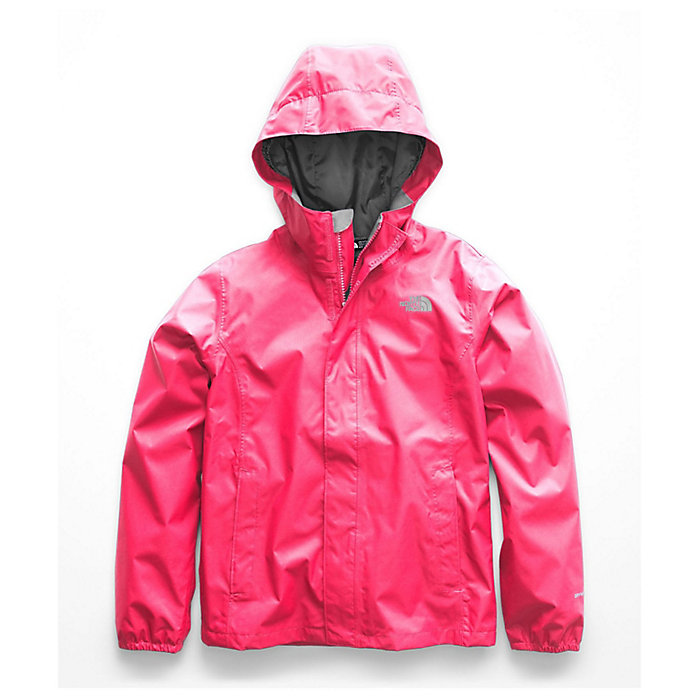 4c890de9e The North Face Girls' Resolve Reflective Jacket