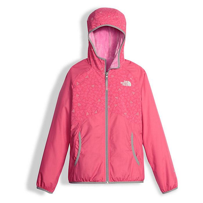 0c9d1f53a The North Face Girls' Reversible Breezeway Wind Jacket - Moosejaw