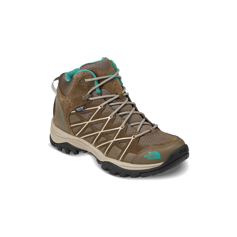 10ebf4430 The North Face Women's Storm III Mid Waterproof Shoe