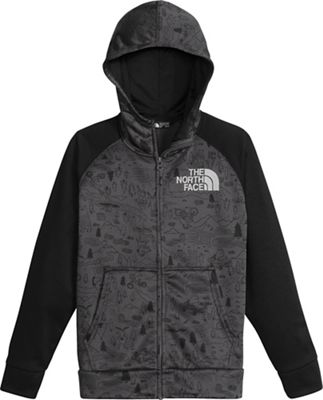 The North Face Boys' Surgent Full Zip Hoodie