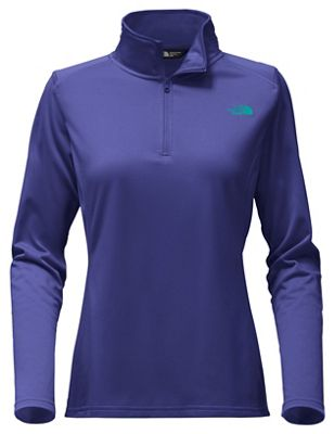 The North Face Women's Tech Glacier 1/4 Zip Top