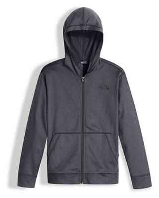 The North Face Boys' Tech Glacier Full Zip Hoodie