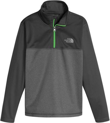 The North Face Boys' Tech Glacier 1/4 Zip Top