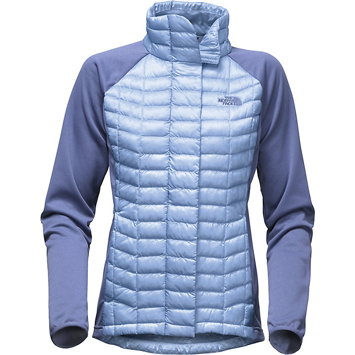 b2facc00fe The North Face Women s ThermoBall Hybrid Full Zip Jacket - Moosejaw