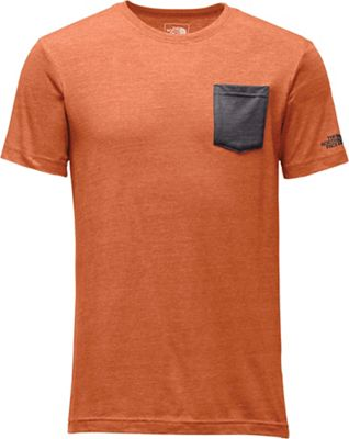 The North Face Men's Tri-Blend Pocket SS Tee