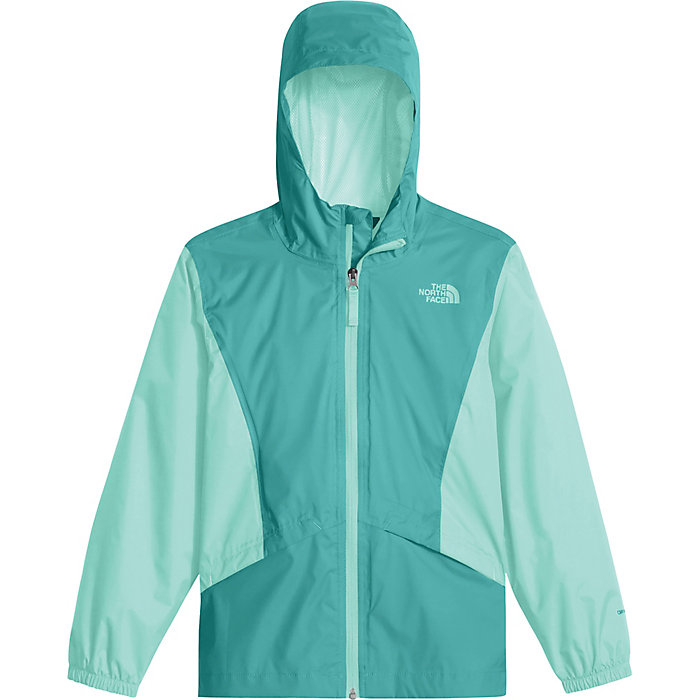 The North Face Girls' Zipline Rain Jacket Moosejaw