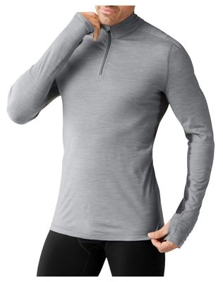 Smartwool Men's PhD Ultra Light 1/4 Zip Top