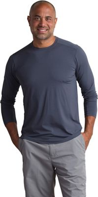 ExOfficio Men's BugsAway Performance Crew LS Top