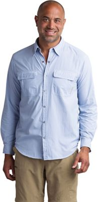 ExOfficio Men's BugsAway Halo Check LS Shirt