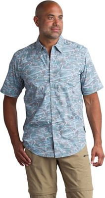 ExOfficio Men's Next-To-Nothing Pesca SS Shirt