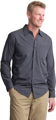 ExOfficio Men's Salida Plaid LS Shirt