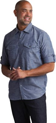 ExOfficio Men's Sol Cool Chambray LS Shirt