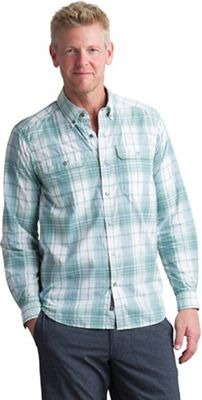 ExOfficio Men's Ventana Plaid LS Shirt