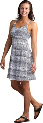ExOfficio Women's Wanderlux Print Tank Dress