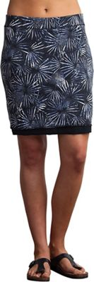 ExOfficio Women's Wanderlux Reversible Printed Skirt