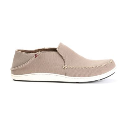 OluKai Men's Akahai Canvas Shoe