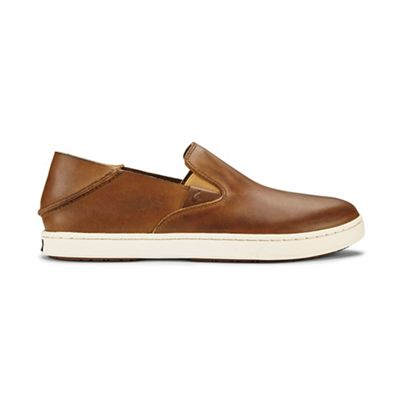 OluKai Women's Pehuea Leather Shoe