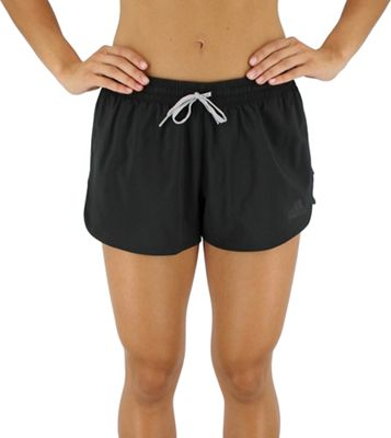 Adidas Women's Woven Split 3 Inch Short