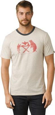 Prana Men's Farm To Table Ringer Tee