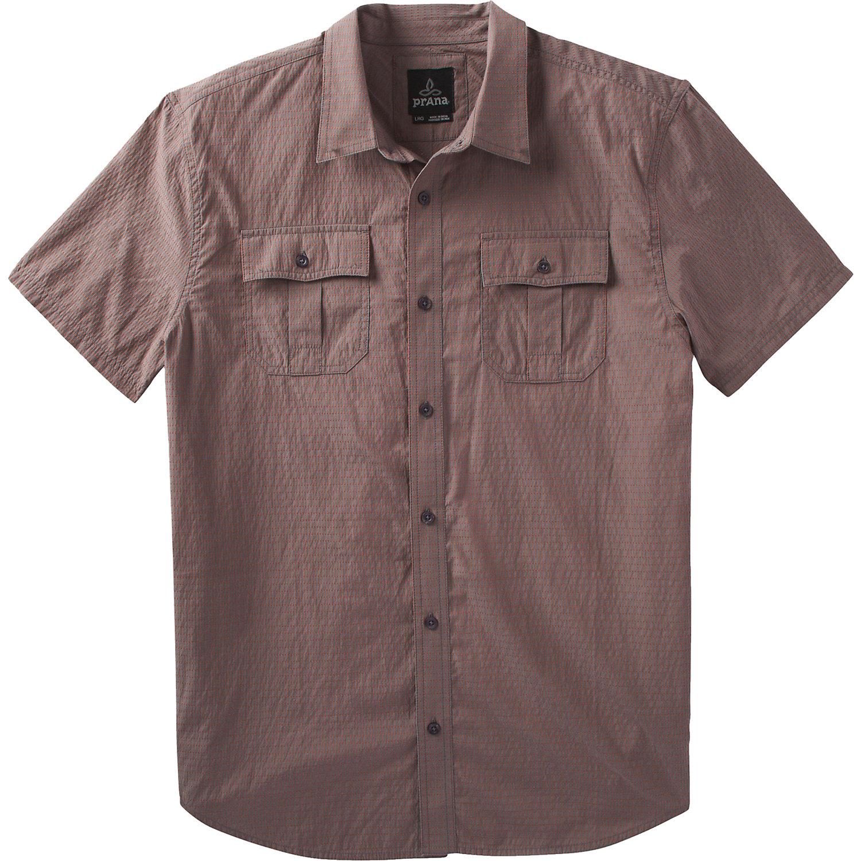 prAna Mens Ostend Shirt