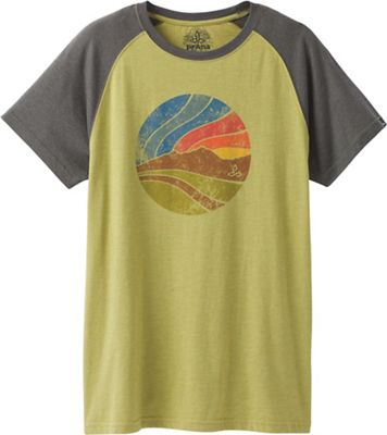 Prana Men's Sunset Raglan Tee