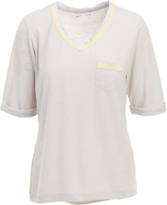 Woolrich Women's Outside Air Eco Rich Tee