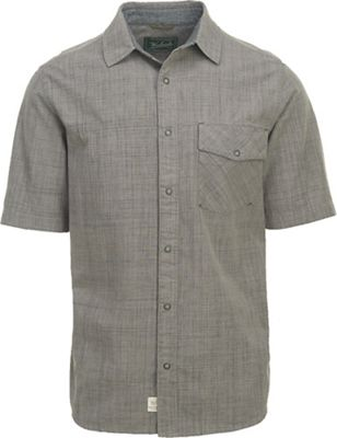 Woolrich Men's Zephyr Ridge Solid Modern Shirt
