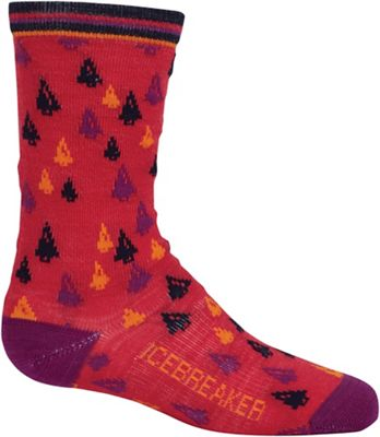Icebreaker Kids' Lifestyle Ultralight Crew Sock