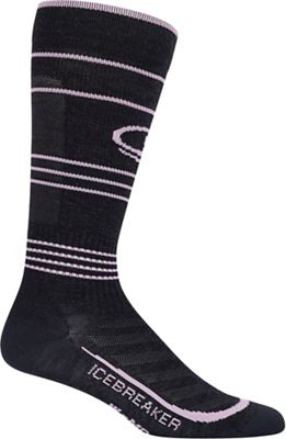 Icebreaker Women's Run+ Compression Over The Calf Ultra Light Sock
