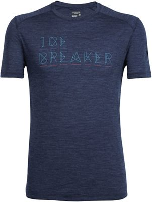 Icebreaker Men's Sphere SS Crewe - Graphic Collection