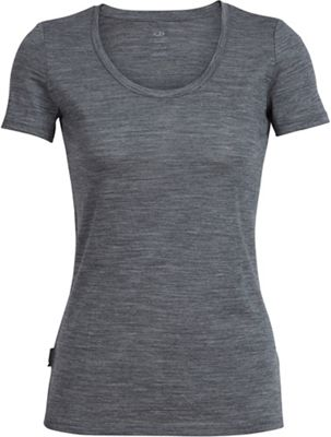 Icebreaker Women's Tech Lite SS Scoop Neck Top